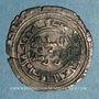 Monnaies Maghreb. Fatimides. al-Hakim (386-411H). 1/2 dirham