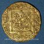 Monnaies Maghreb. Hafsides. Abu Zakariya Yahya I (627-647H). 1/2 dinar or mentionnant  'Abd al-Mu'min