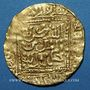 Monnaies Maghreb. Hafsides. 'Umar II(?) (747-748H). 1/2 dinar or n. d.
