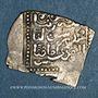 Monnaies Maghreb. Hafsides (vers 700 H). Dirham anonyme. Tunis