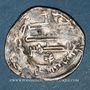 Monnaies Maghreb. Idrissides. Anonyme : descendants d 'Isa b. Idris II (vers 233-280H). Dirham 274H