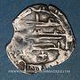 Monnaies Maghreb. Idrissides. Anonyme : descendants d 'Isa b. Idris II (vers 233-280H). Dirham 27xH, al-'Al