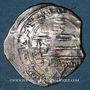 Monnaies Maghreb, Idrissides, Ibrahim b. al-Qasim (vers 270-290H), dirham (270H), al-Basra (Maroc)