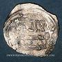 Monnaies Maghreb, Idrissides, Ibrahim b. al-Qasim (vers 270-290H), dirham 270H, (al-Basra) (Maroc)