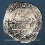 Monnaies Maghreb. Idrissides. Ibrahim b. al-Qasim (vers 270-290H). Dirham 280H, al-Basra (Maroc)
