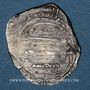 Monnaies Maghreb. Idrissides. Ibrahim b. al-Qasim (vers 270-290H). Dirham 281H, al-Basra (Maroc)