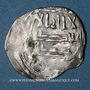 Monnaies Maghreb. Idrissides. Ibrahim b. al-Qasim (vers 270-290H), dirham, al-Basra (Maroc)