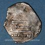 Monnaies Maghreb, Idrissides, Ibrahim b. al-Qasim (vers 270-290H). Dirham, (al-Basra) (Maroc)