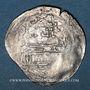 Monnaies Maghreb, Idrissides, Ibrahim b. al-Qasim (vers 270-290H), dirham, (al-Basra) (Maroc)