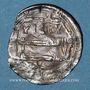Monnaies Maghreb. Idrissides. Idris II (175-213H). Dirham 204H, (Wazeqqur)