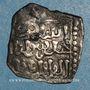 Monnaies Maghreb. Mérinides. Anonyme. Epoque Abu'l-Hassan 'Ali (731-752 H). 1/2 dirham