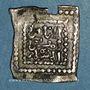 Monnaies Maghreb. Mérinides. Epoque Abu Yusuf Ya'qub (685-706 H). 1/2 dirham