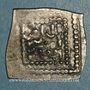 Monnaies Maghreb. Mérinides. Epoque. Abu Yusuf Ya'qub (685-706 H). 1/2 dirham