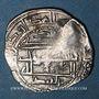 Monnaies Maghreb. Muhammad (b. Ahmad) (vers 290H). Dirham. Tanger, (2)91H