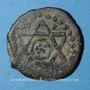 Monnaies Maghreb. Ottomans (Libye). Mahmoud II (1123-1255H). Para bronze (1223H), Tripoli