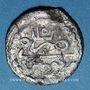 Monnaies Maghreb. Ottomans. Mahmoud I (1143-1168H). Kharub argent 1152H, Tunis (Tunisie)