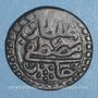 Monnaies Maghreb. Ottomans. Mustafa III (1171-1187H). Burbe 1173H. Tunis