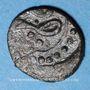 Monnaies Maghreb. Ottomans. Mustafa III (1171-1187H). Burbe bronze 117(6)H, Tunis