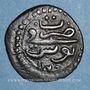 Monnaies Maghreb. Ottomans. Mustafa III (1171-1187H). Burbe bronze 1176H. Tunis
