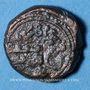 Monnaies Maghreb. Sa'diens. Epoque Abu Muhammad 'Abd Allah al-Ghalib (965-981H). Fals bronze 980H, Fès.