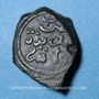 Monnaies Maghreb. Sa'diens. Epoque Abu Muhammad 'Abd Allah al-Ghalib (965-981H). Fals bronze 980H, Fès