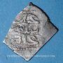 Monnaies Maghreb. Sa'diens. Epoque  Muhammad II (923-964H). Dirham anonyme 962H, Fès