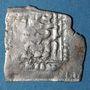 Monnaies Maghreb. Wattassides. Muhammad I (876-910H). 1/4 de dirham