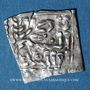 Monnaies Maghreb. Wattassides. Nasir ed-Din (952-956H). 1/4 de dirham