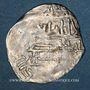 Monnaies Maghreb. Yahya b. (al-Qasim) (vers 270-290H). Dirham argent