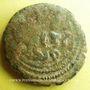 Monnaies Palestine. Umayyades (fin Ier H). Fals anonyme, Tabariya