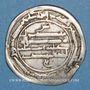 Monnaies Perse. Abbassides. al-Mahdi (158-169H). Dirham 167H. Kirman