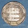 Monnaies Perse. Abbassides. Harun al-Rashid (170-193H). Dirham 190H. al-Muhammadiya