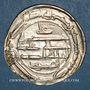 Monnaies Perse. Abbassides. Harun al-Rashid (170-193H). Dirham 190H. Madinat Zaranj