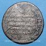 Monnaies Perse. Bouyides. Baha' ad-Dawla (379-403H). Dirham 394H, Fasa