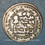Monnaies Perse. Buyides. Baha' al-Dawla (379-403H). Or de bas titre. Dinar (398H), Suq al-Hawaz