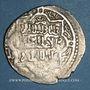 Monnaies Perse. Ilkhanides. Abu Sa'id (716-736H). 2 dirham (71)9H, Kashan