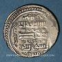 Monnaies Perse. Ilkhanides. Abu Sa'id (716-736H). 2 dirham 724H, Ray