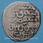 Monnaies Perse. Ilkhanides. Arghun (683-690H). Dirham 68(4)H, Tabriz