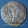 Monnaies Perse. Ilkhanides. Arghun (683-690H). Dirham 684H, Tabriz