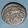 Monnaies Perse. Ilkhanides. Sulayman (739-746H). Fals bronze(741H), Tabriz