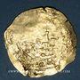 Monnaies Perse. Mongols. Jingiz Khan et successeurs (vers 650H). Dinar or (anonyme), Damghan