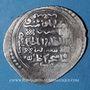 Monnaies Perse. Muzaffarides. Shah Shuja' (759-786H). 2 dinars argent 771H, Shiraz
