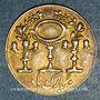 Monnaies Perse. Pahlavis. Anonyme. Sekkeh. Jeton argent n.d. pour Nowruz