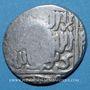 Monnaies Perse. Qara Qoyunlu. Jahanshah (841-872H). Tanka argent contremarquée