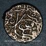 Monnaies Perse. Safavides. Abbas I (995-1038H).  2 shahi, Qazwin