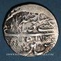 Monnaies Perse. Safavides. 'Abbas II (1052-1077H). 5 Shahi 1073H