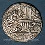 Monnaies Perse. Safavides. Husayn (1105-1135H). Abbasi 1130H, Isfahan