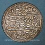 Monnaies Perse. Safavides. Thamasp II (1135-1145H). Abbasi 1136H, Tabriz