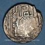 Monnaies Perse. Timurides. Husayn (3e règne, 873-911H). Tanka contremarquée