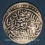 Monnaies Perse. Timurides. Timur et Mahmoud Jaghatay (vers 792-803H). Tanka 800H, Astarabad